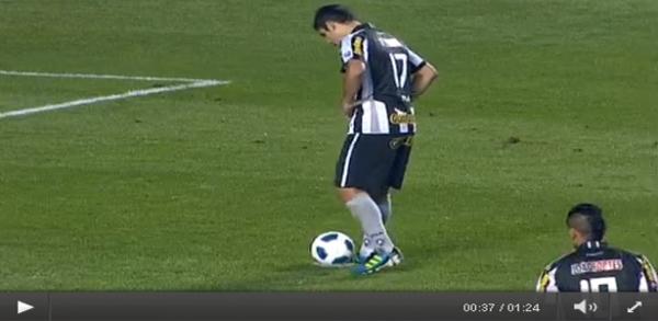 Herrera marca o seu contra São Paulo_29/06/2011