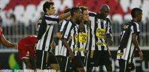 Preparando para enfrentar o Avai na Copa do Brasil 2011